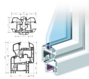 Carpinteria ventana pvc