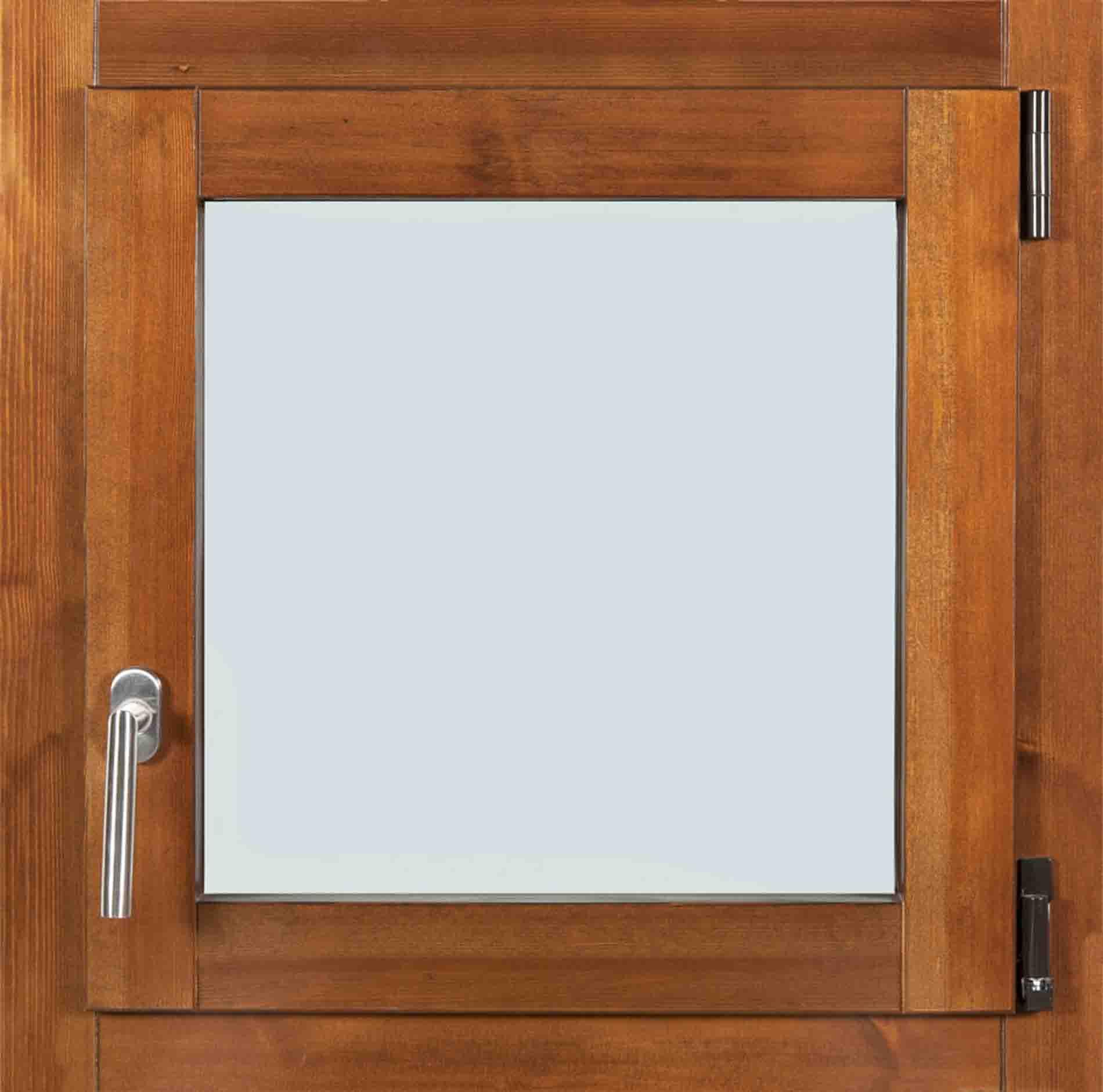 Carpinteria ventana interior madera